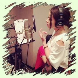 fumikaレコーディング.JPG